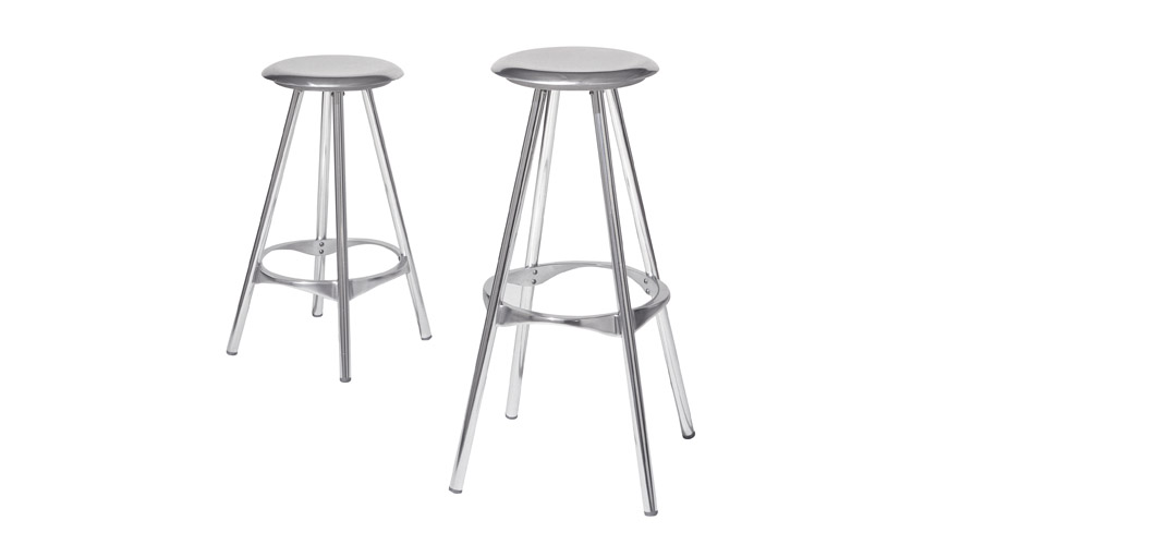 Knoll Twist Barstool by Amat 3