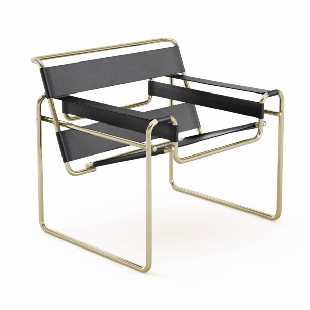 Wassily<sup>™</sup> Chair - Gold