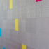 KnollTextiles Impressions acoustic tiles NeoCon showroom 2015
