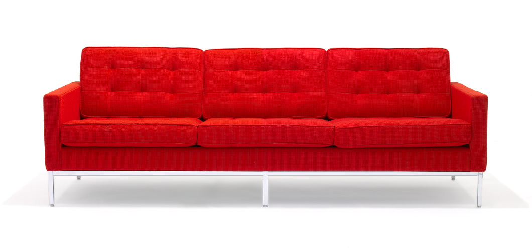 Florence knoll settee knoll - Florence knoll sofa gebraucht ...