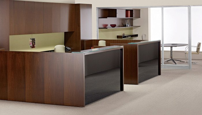 Administrative area with Reff Profiles® and Life® Task Chair