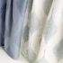 Aranya drapery by Dorothy Cosonas for Knoll Luxe