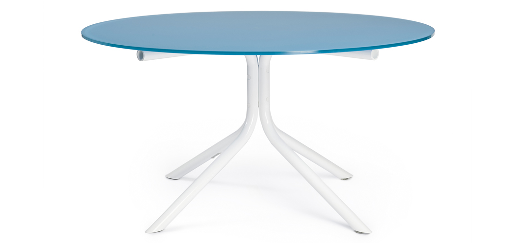 Knoll Lovegrove Round by Ross Lovegrove
