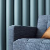 The Hallmark Collection KnollTextiles Calypso Isle multi-use novelty yarn tri-colored polyester nylon Recycled Polyester KT Collection blue texture warm/neutral Acme Laguna Wallcovering Panel 100% Vinyl Coated Polyester