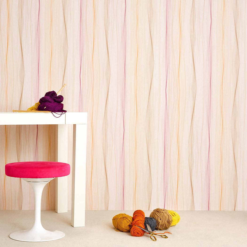Tangled Wallcovering Knolltextiles