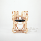 Knoll Frank Gehry Bentwood Cross Check Chair