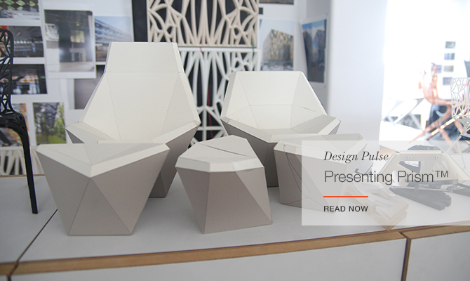 Presenting The Washington Prism™ Collection by David Adjaye