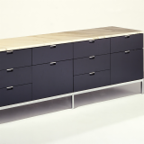 Florence Knoll Four Position Credenza