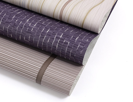 KnollTextiles Tangled Overlay and Borderline Wallcovering