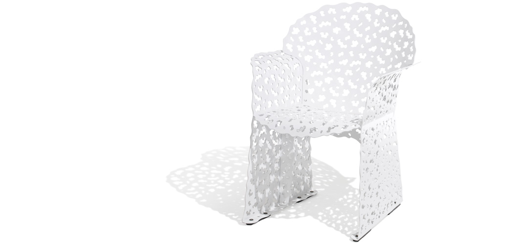 Knoll Topiary Dining Chair by Richard Schultz