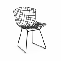 white chairs chair eight market hudson set knoll furniture bertoia master of