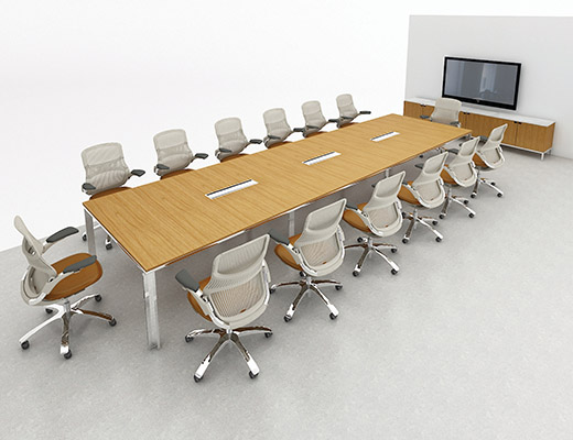NeoCon 2013 LSM Conference Table