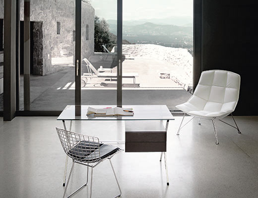 Albini, Bertoia, Jehs+Laub Chair and Richard Schultz Design
