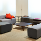 FilzFelt gray k lounge for Activity Spaces