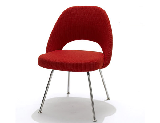 ... Knoll Saarinen Executive Armless Chair ...