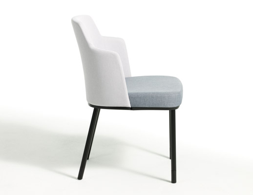 Remix 174 Side Chair Knoll