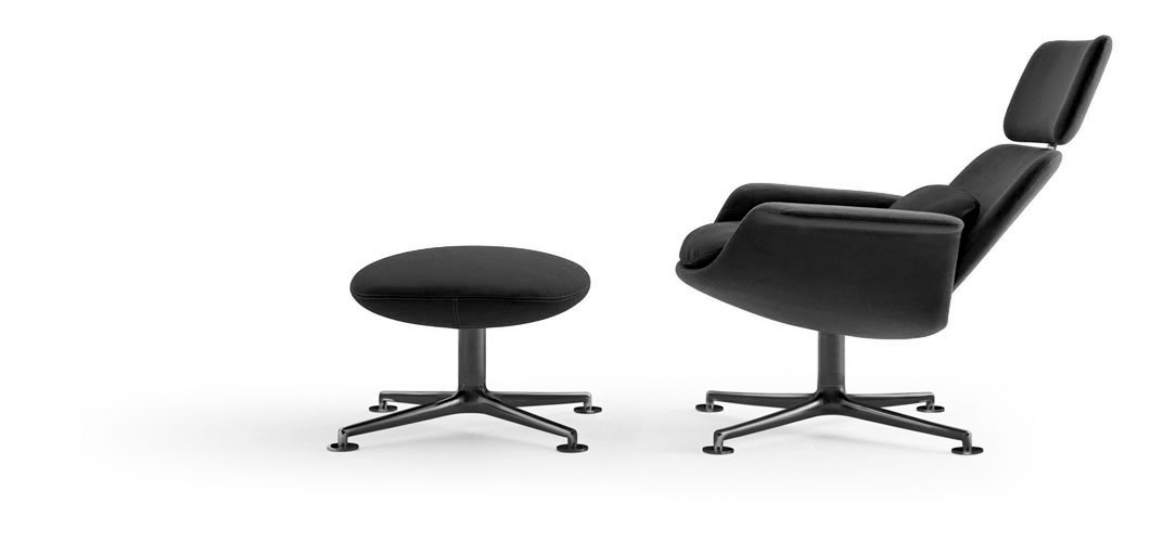 KN02 Lounge Chair by Piero Lissoni for Knoll