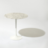 Saarinen Side Table Eero Saarinen Calacatta