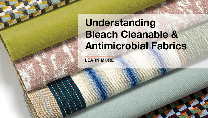 Understanding Bleach and Antimicrobial Fabrics