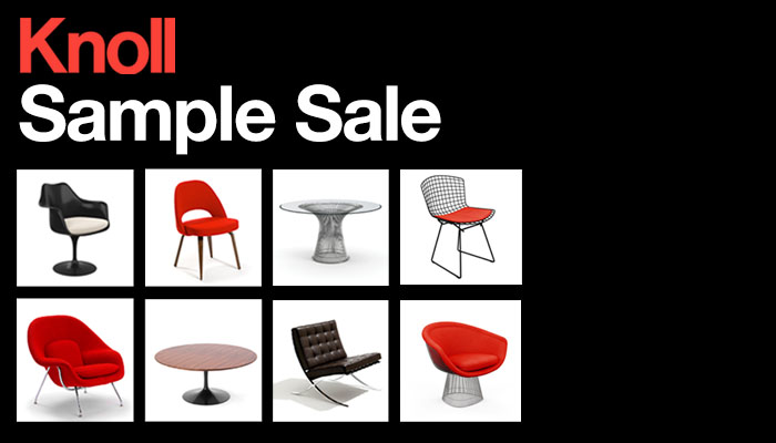 Superb Knoll Sample Sale To Offer Range Of Classic Designs Press Pabps2019 Chair Design Images Pabps2019Com