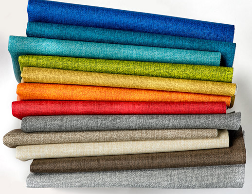 Color Field Polyurethane Upholstery