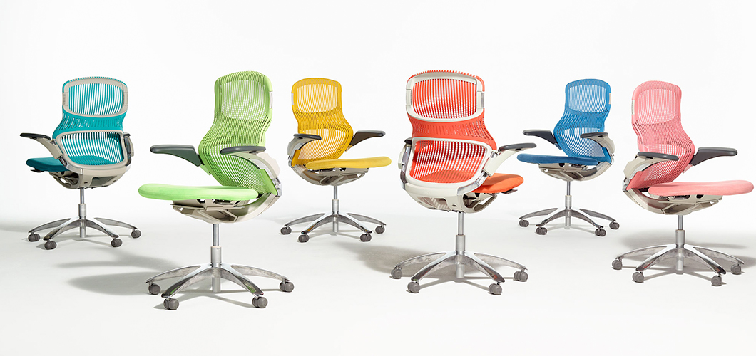 Generation by Knoll Flexible Ergonomic Office Chair