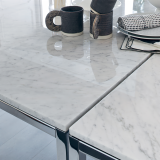 Florence Knoll Marble Dining Table
