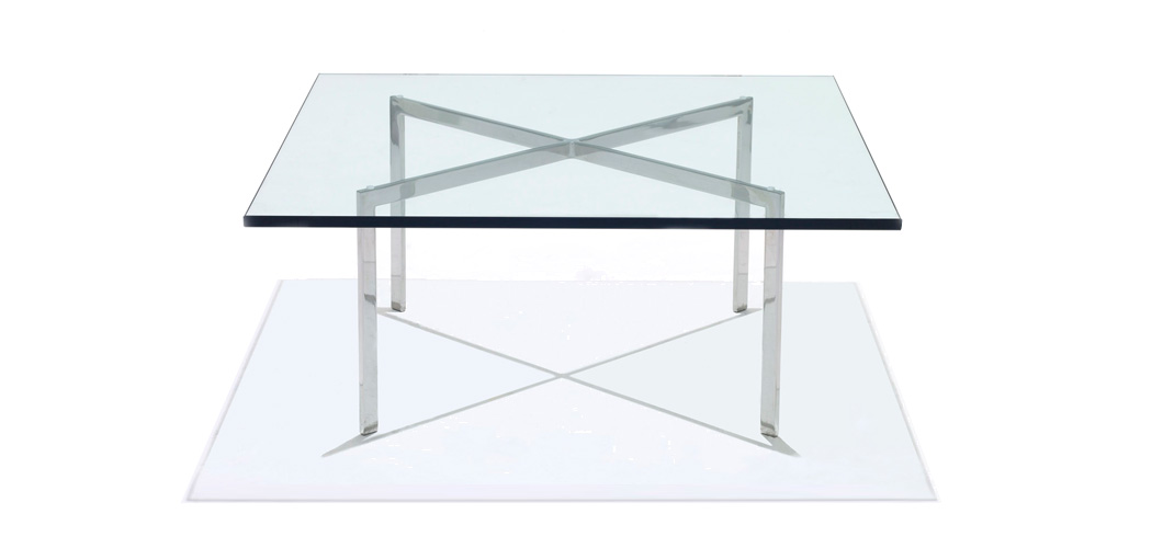 Attrayant Knoll Mlies Barcelona Table By Ludwig Mlies Van Der Rohe