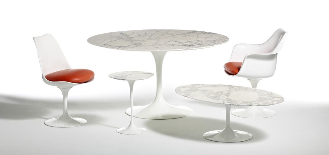 saarinen side tables knoll. Black Bedroom Furniture Sets. Home Design Ideas
