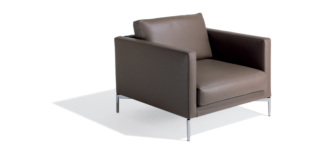 Knoll Lissoni Divina Lounge Chair By Piero Lissoni