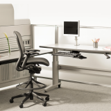 Knoll Currents Adjustable Desk