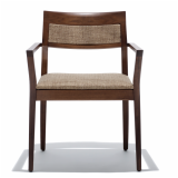 Krusin Side Chair with Sonnet textile
