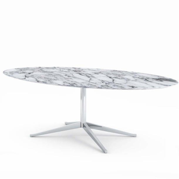 Florence Knoll<sup>™</sup> Table Desk - Oval 96""