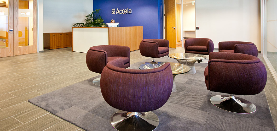 Knoll Accela Project Profile Case Study