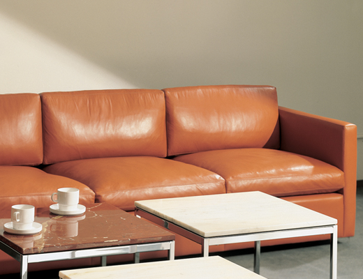 Delicieux ... Florence Knoll Tables And Pfister Sofa ...