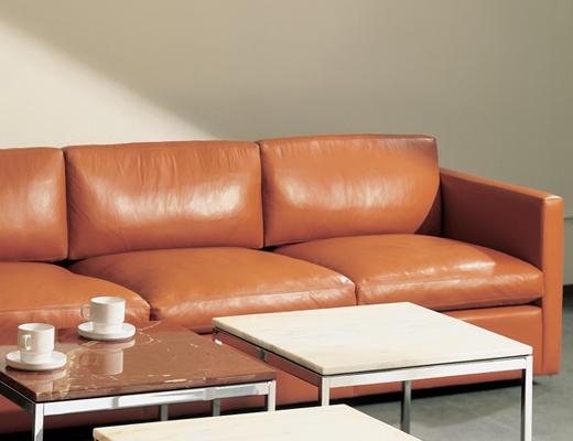 Pfister Sofa And Ottoman Knoll