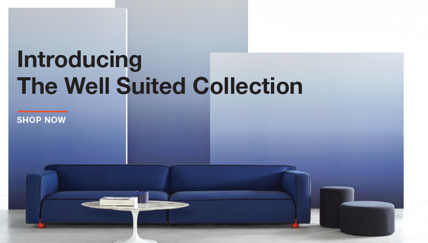 KnollTextiles The Well Suited Collection