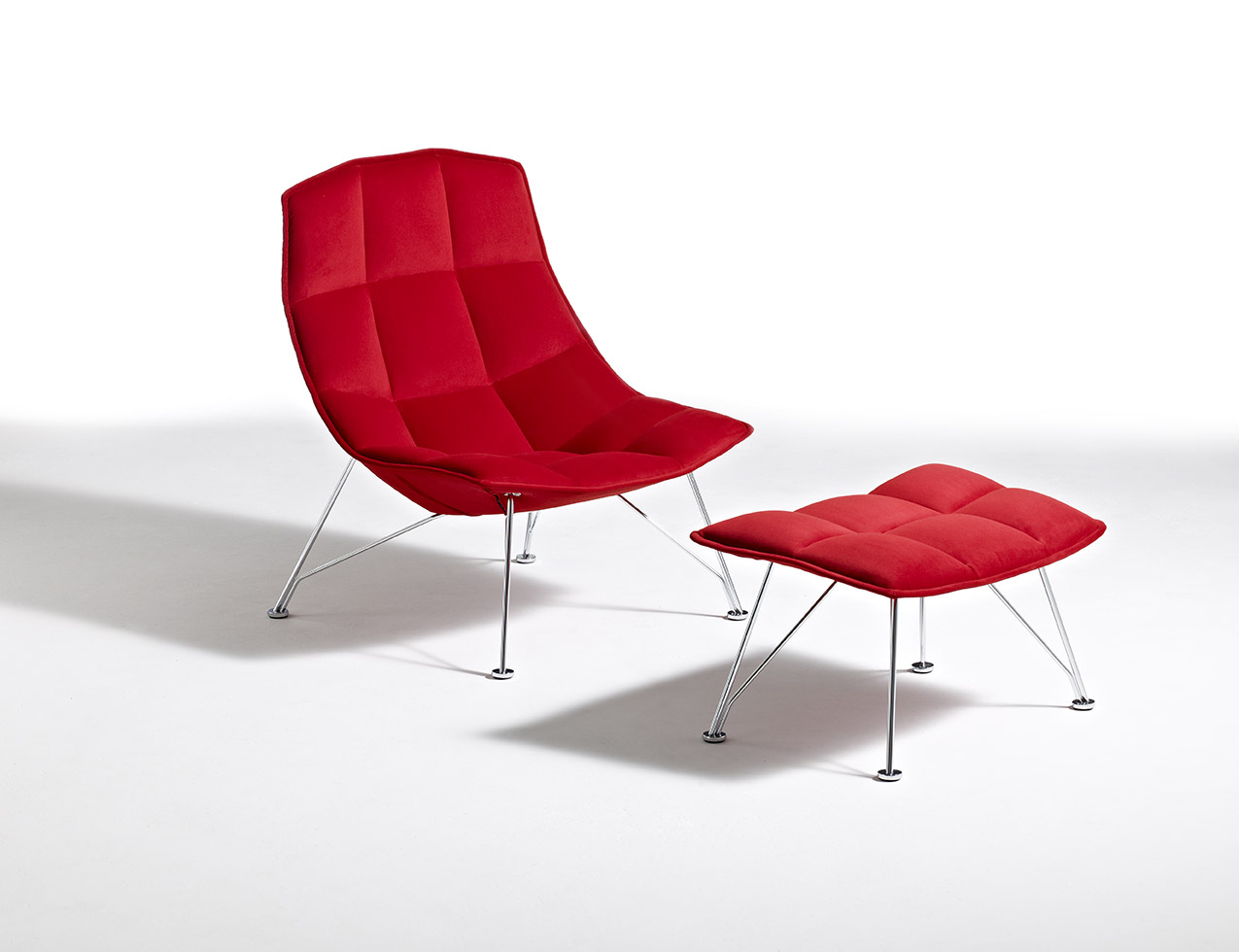 Merveilleux ... Jehs+Laub Lounge Chair And Ottoman ...