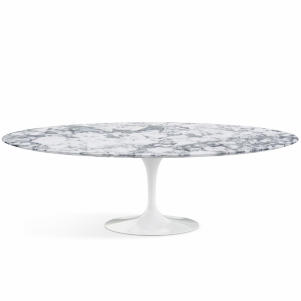 "Saarinen Dining Table - 96"" Oval"