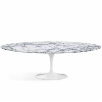 Saarinen Dining Table Oval Knoll - Saarinen oval dining table 96