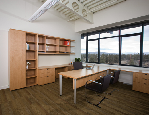 Les Schwab Private Offices Project Profile