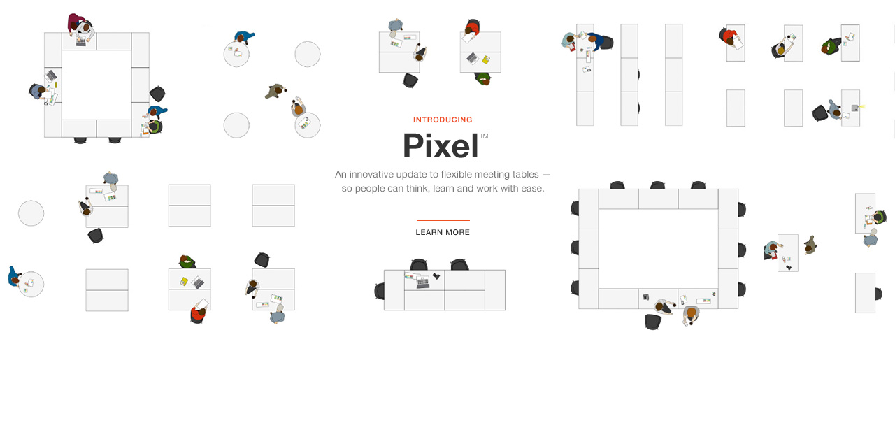 Introducing Pixel by Marc Krusin