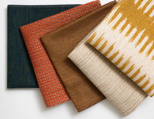 The Hallmark Collection KnollTextiles Cleo Fox Calypso Bonfire Juno Crown Overture Sonata Post Industrial Recycled Polyester Post Consumer Recycled Polyester high-performance, acrylic polyester recycled cotton novelty yarn nylon recycled polyester Stain