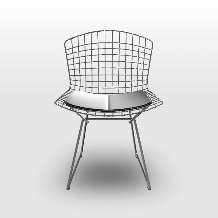 Page Bertoia Side Chair