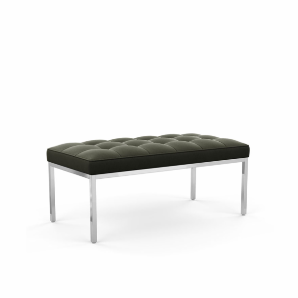 Florence Knoll<sup>™</sup> Relaxed Bench - Two Seat