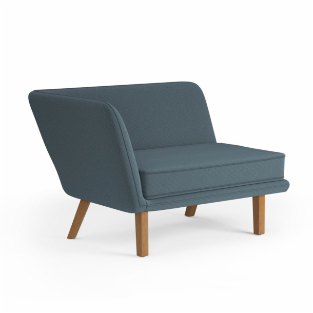 Rockwell Unscripted<sup>®</sup> Modular Lounge - Right Arm Chair