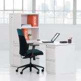 Calibre Storage Tower Desk