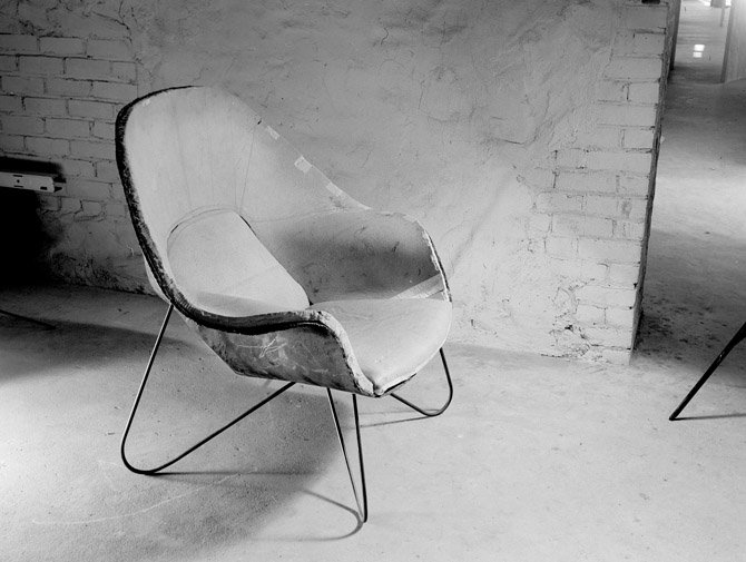 History Of The Saarinen Womb Chair ...
