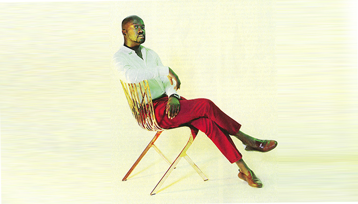 David Adjaye in The New Yorker