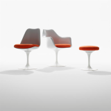 Knoll Saarinen Tulip Chairs and Stoolxecutive Chairs